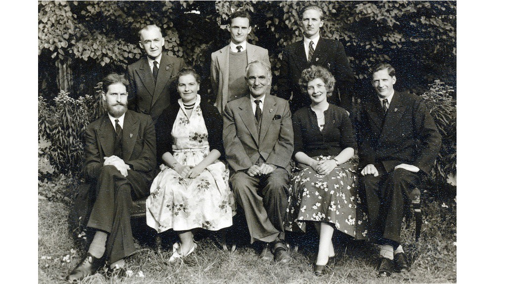 Members of the League of Empire Loyalists, c 1957 (CHESTERTON C/1)