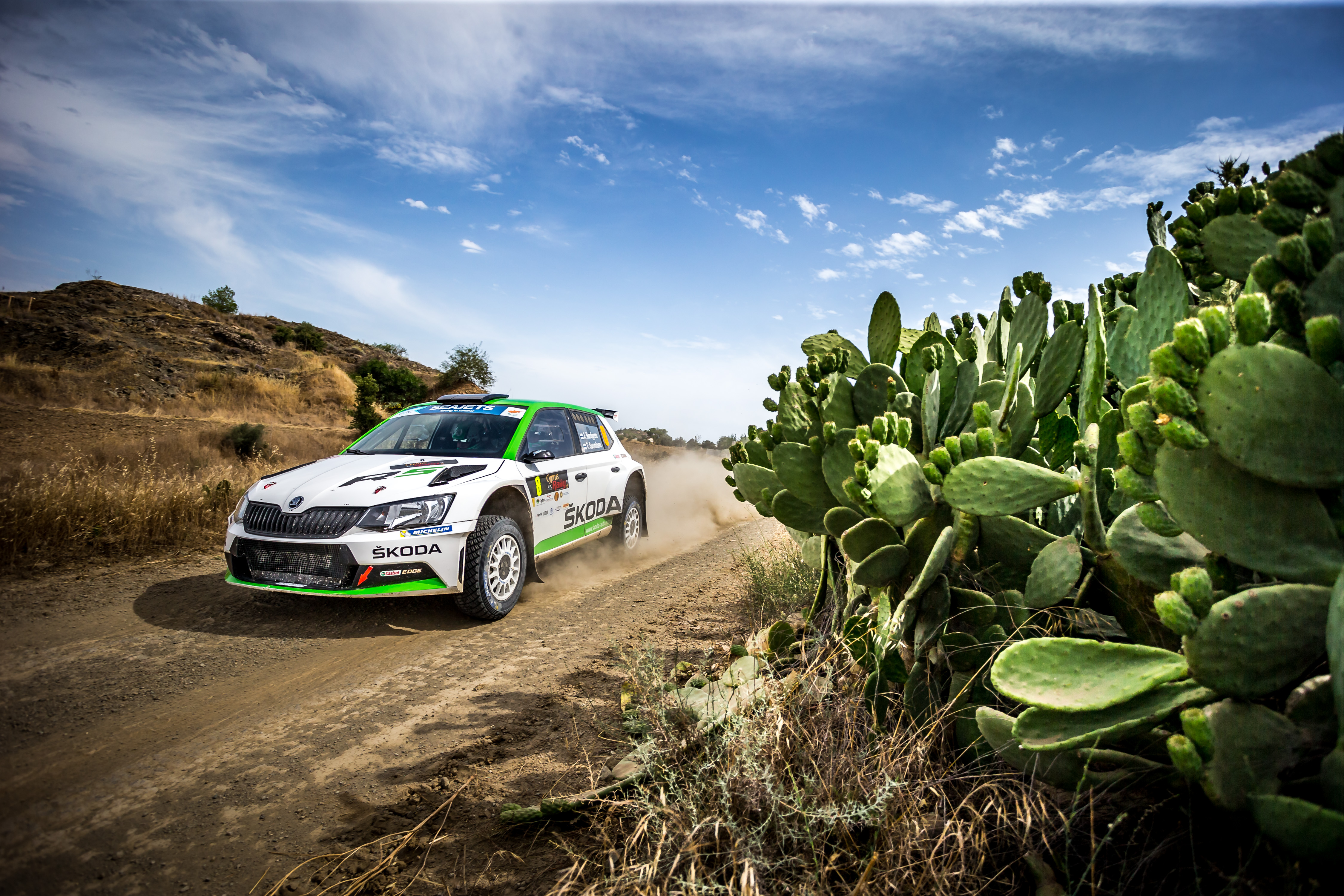 Tough end to Nordgren's strong ERC Cyprus weekend