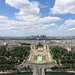 Paris from Tour Eiffel