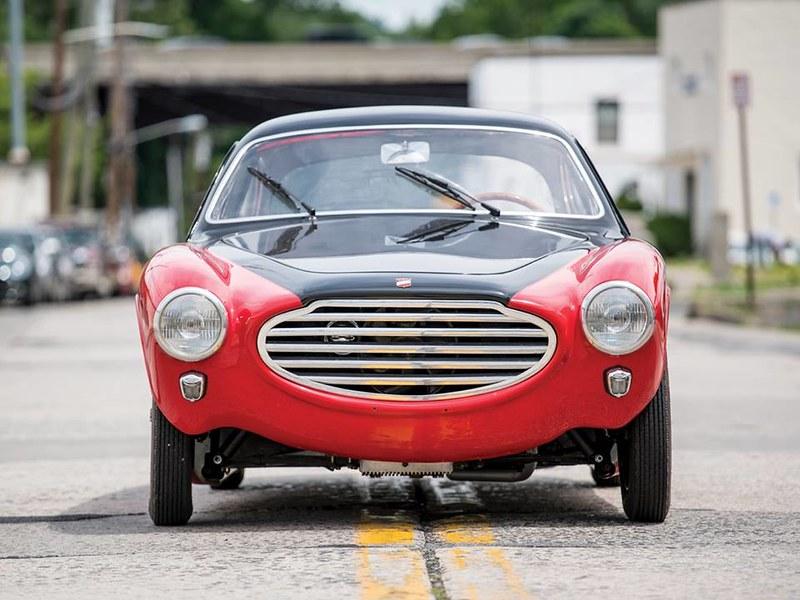 1953 Moretti 750 Gran Sport Berlinetta