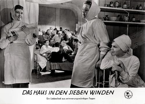 Na semi vetrakh (1962)