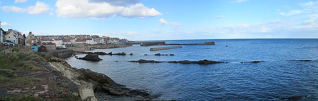 St Monans Panorama