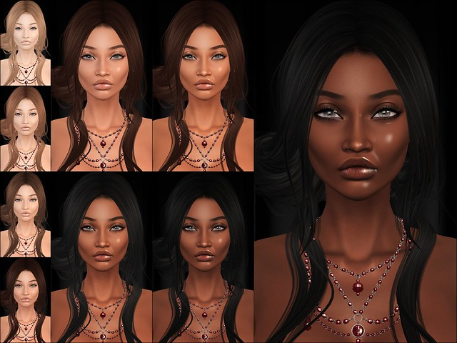 Colivati Beauty - Malaika Applier - [Lelutka]