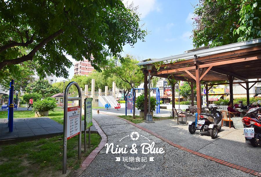 磨石子溜滑梯公園 台中山西公園01
