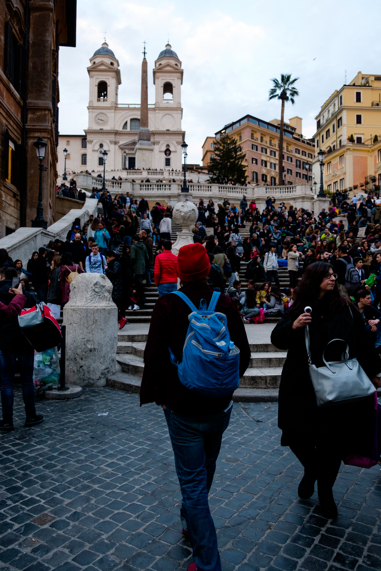 Roma Italia 2018