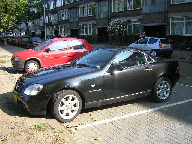 1999 Mercedes SLK 230, Nikon E2100