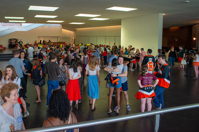 Reunions 2018: Alumni in the Arts Party