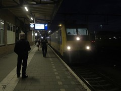 NS 186 006, Station Roosendaal