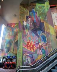 Lincoln Square Mural I