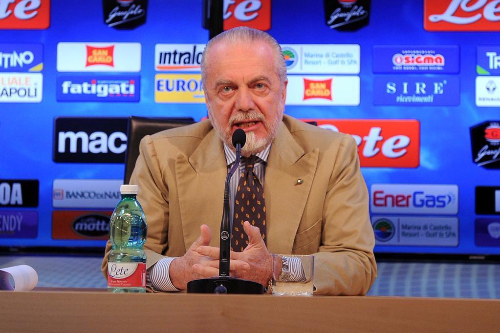 Presiden Napoli Aurelio De Laurentiis Ungkap Penyebab Kepergian Maurizio Sarri