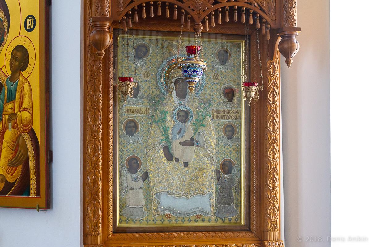 Дивногорский Свято-Успенский монастырь фото 11