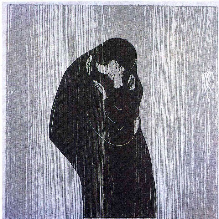 Поцілунок, 1897