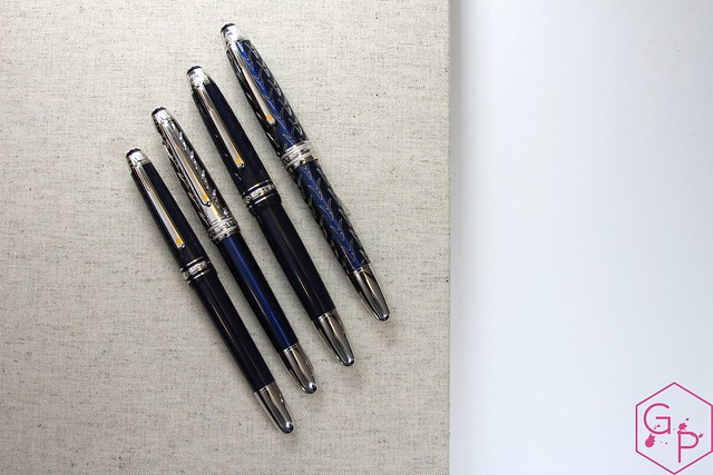 Montblanc Le Petit Prince Fountain Pen Collection Overview @Montblanc_World @AppelboomLaren 97