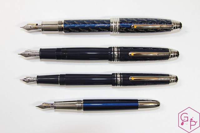 Montblanc Le Petit Prince Fountain Pen Collection Overview @Montblanc_World @AppelboomLaren 47