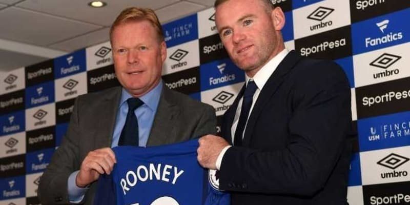 Everton Akan Tunggu Rooney Pulang Kapanpun ke Goodison Park Lagi