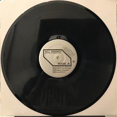 DE LA SOUL:ALL GOOD?(RECORD SIDE-A)