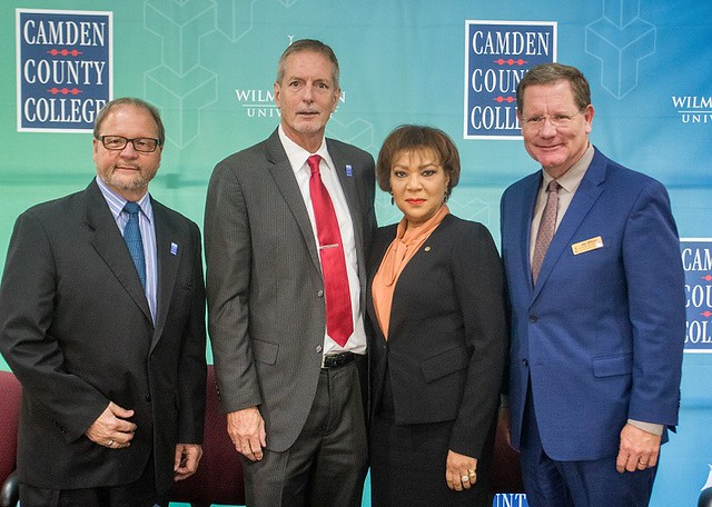 Wilmington University and Camden County College College Join Forces