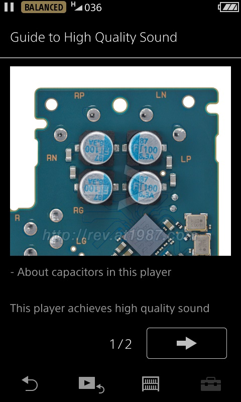 Sony Walkman ZX300 - Guide to High Quality Sound