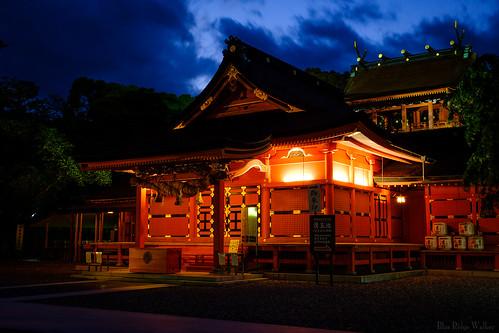 Fujisan Hongu Sengen Taisya shrine