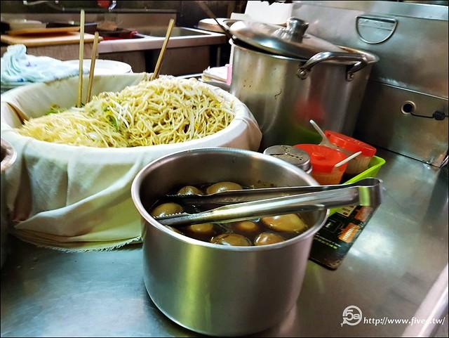 台中美食 麵攤小菜