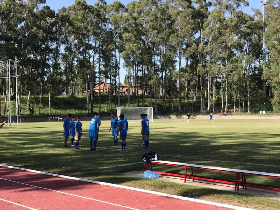 "Calcio ""Insieme… Nello sport"" San Rufo Metasport"