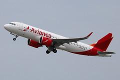 N769AV | Airbus A320-251N | Avianca Central America