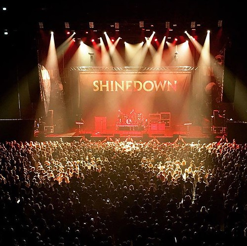 #Repost @bkerchofficial: Thank you Luxembourg! You made us work for it, and we worked our asses off. Till next time.... #shinedown