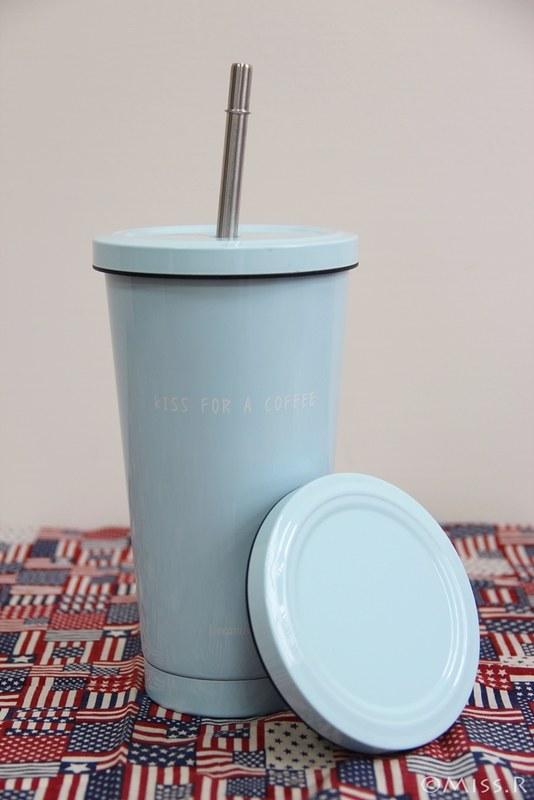 DreamKiss 甜言夢語 不鏽鋼杯 自備杯子優惠 不鏽鋼吸管 隨手杯 棉花糖杯 棉花糖吸管杯 吸管刷 304不鏽鋼9