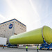 Liquid Hydrogen Tank Primed for Thermal Protection at Michoud
