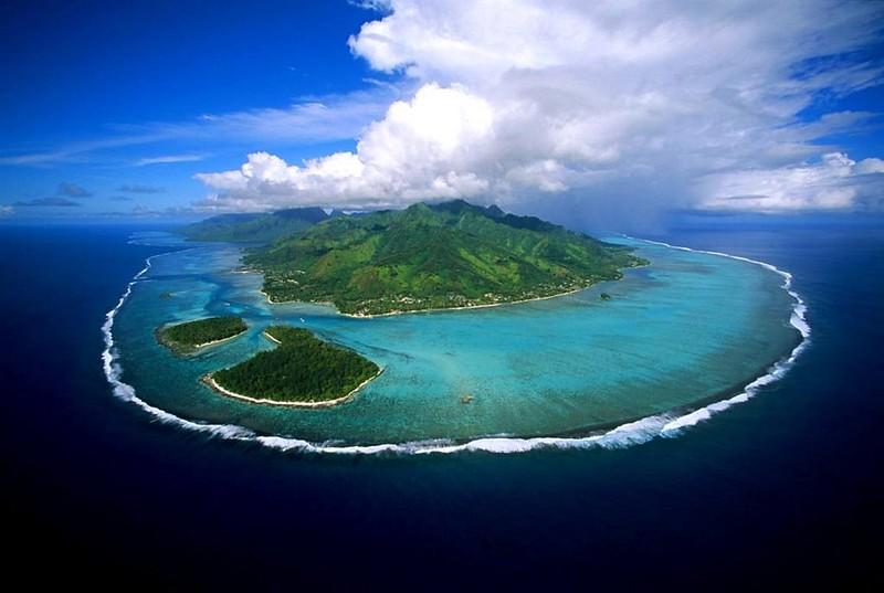 Polinésia Francesa e Ilha de Páscoa