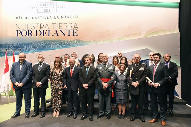 Día de Castilla-La Mancha en Talavera de la Reina