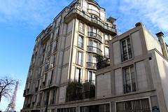 Paris - 51-55 rue Raynouard
