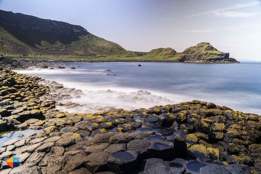 Giant's Causeway, Midday