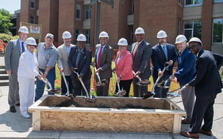 May 25, 2018 Bowser Administration Breaks Ground on Affordable Housing for Veterans on Walter Reed