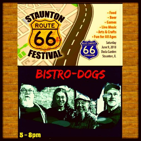 Bistro Dogs 6-9-18