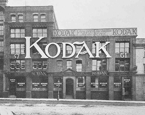 Kodak factory