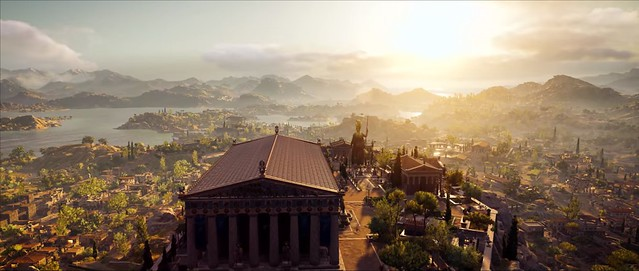 Assassin's Creed Odyssey - Athens