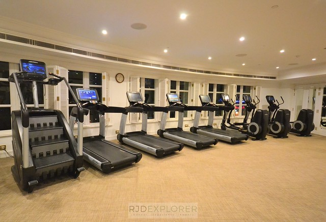 park hyatt saigon fitness center