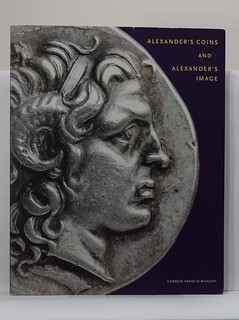 Alexanders Coins and Alexander's Image book cover
