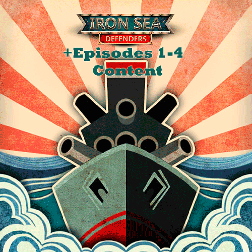 Iron Sea Defenders Bundle