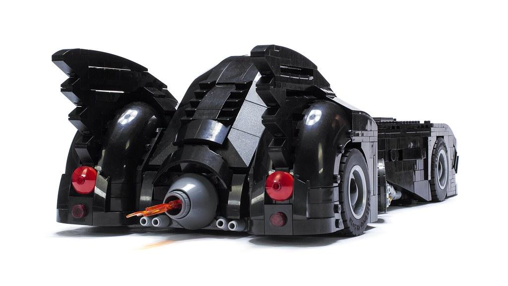 1989/1992 Batmobile