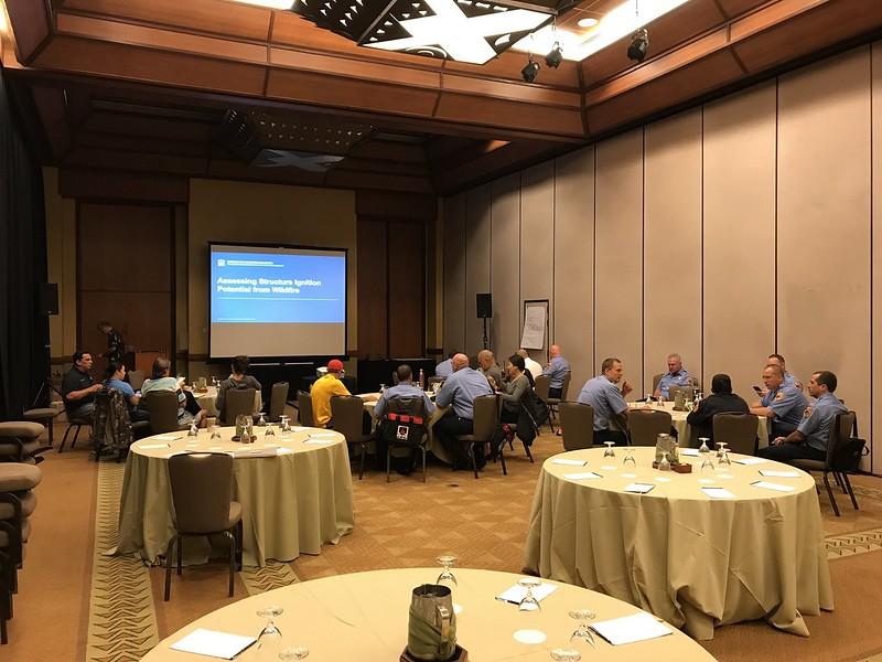 Hawaii Wildfire Summit 2018 - NFPA ASIP Training