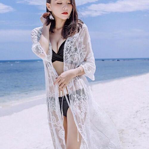 khoác kimono