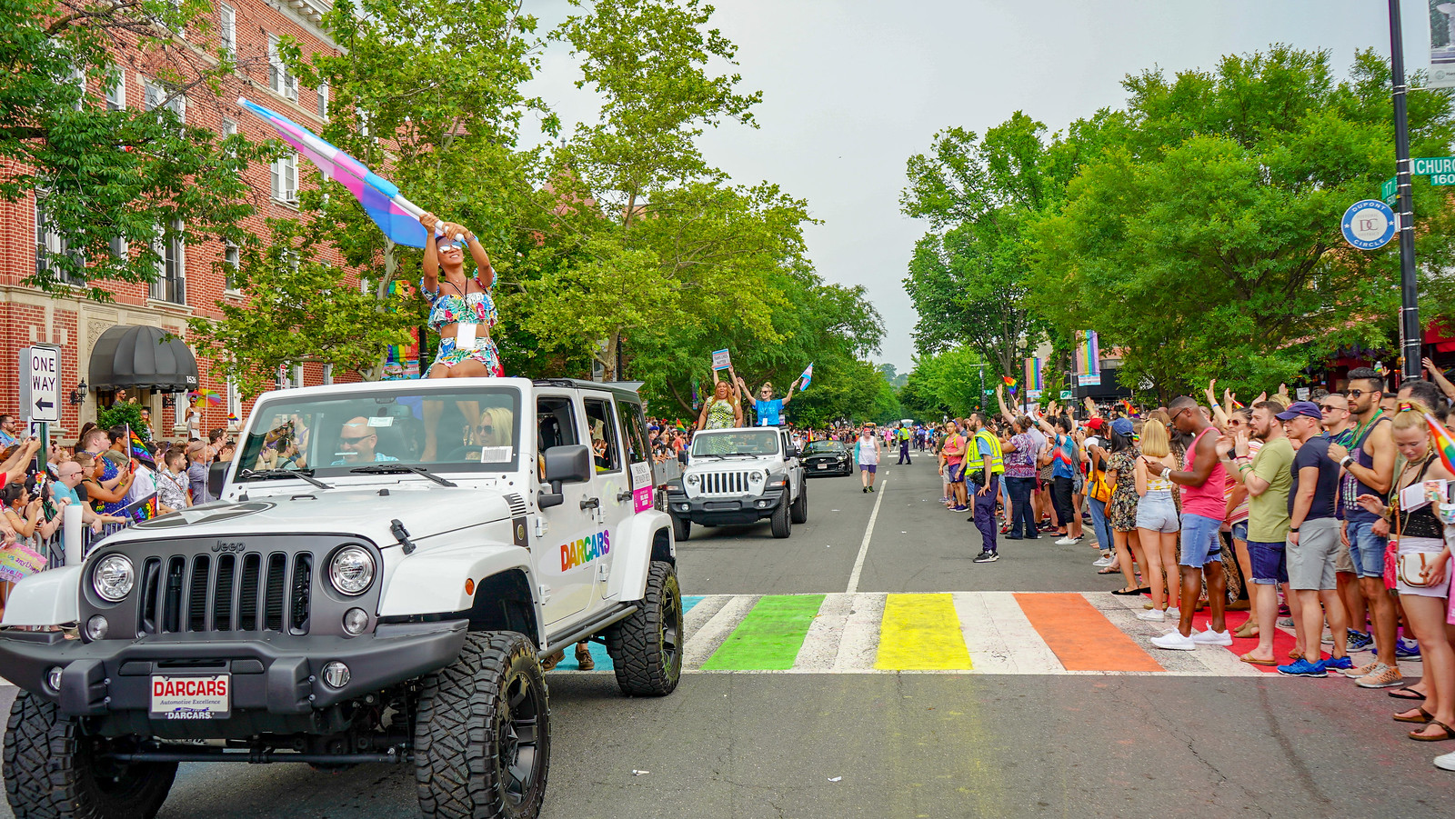 2018.06.09 Capital Pride Parade, Washington, DC USA 03160