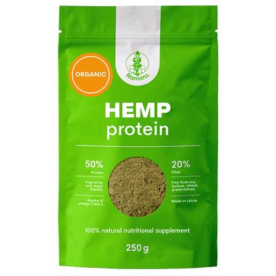 Ramans Organic Hemp Protein