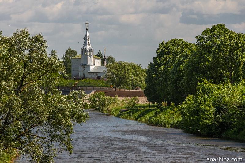 Козьмодемьянская церковь на Яруновой горке, Суздаль