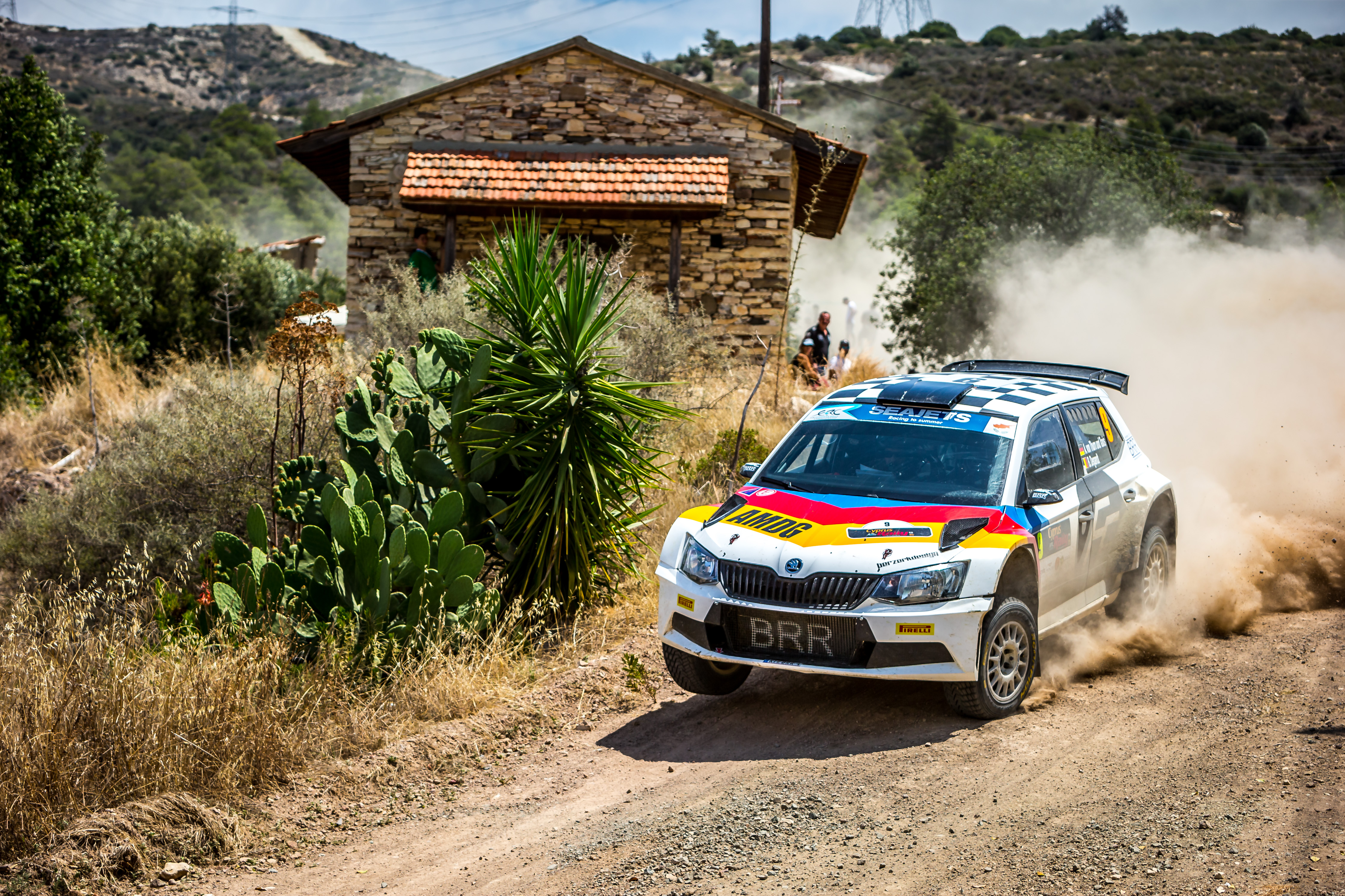 First ERC points of 2018 a big step for von Thurn und Taxis
