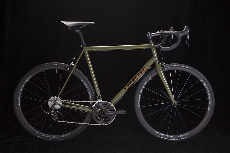 Columbus Spirit road frame