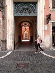 Around Rome
