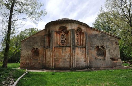 Albendiego (Guadalajara-España). Iglesia. Cabecera